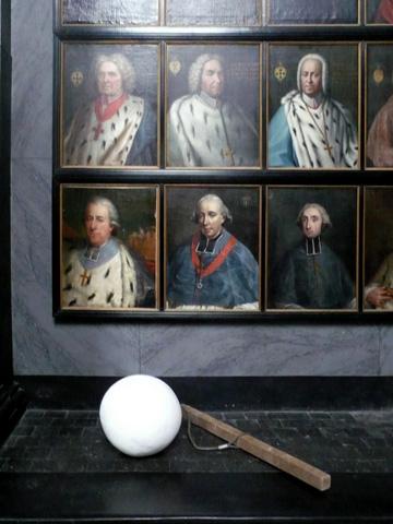 Opening Sint-Jan in de Sint Baafskathedraal, Gent