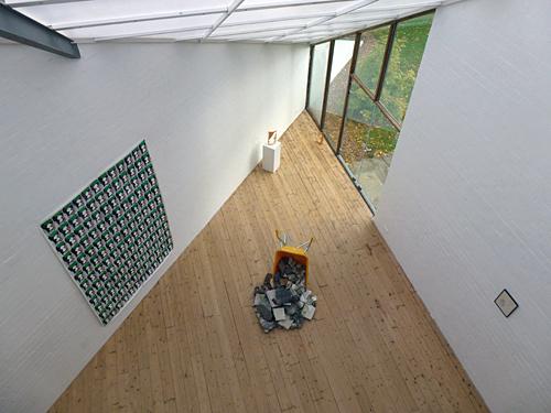 The Only Rule is Work @ Galerie Waalkens