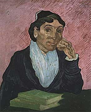 L'Arlesienne (Madame Ginoux)