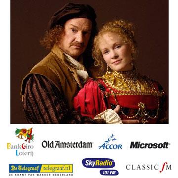Rembrandt de jarigste thuis