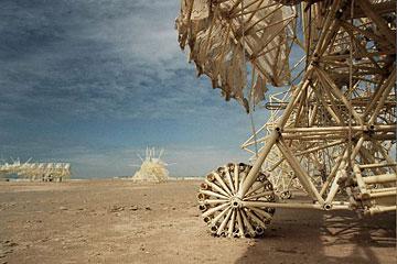 Theo Jansen strandbeest