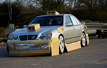 pimp my Mercedes