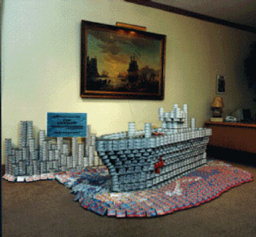 Canstruction ® Competition