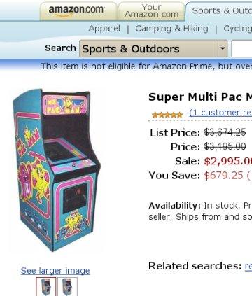 super multi pac man arcade game. Black Bedroom Furniture Sets. Home Design Ideas