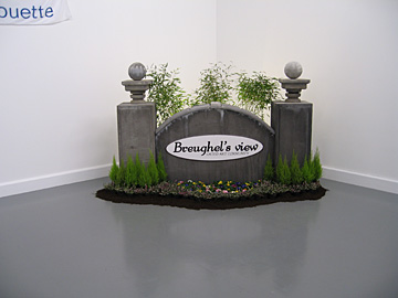 Breughel's view gated art community
