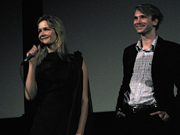 Meta Louise Foldager en Morten Hartz Kaplers