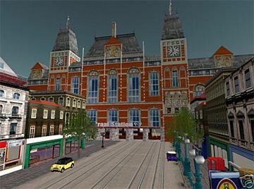 Second Life Amsterdam