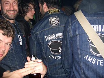 Turbonegro @ Melkweg