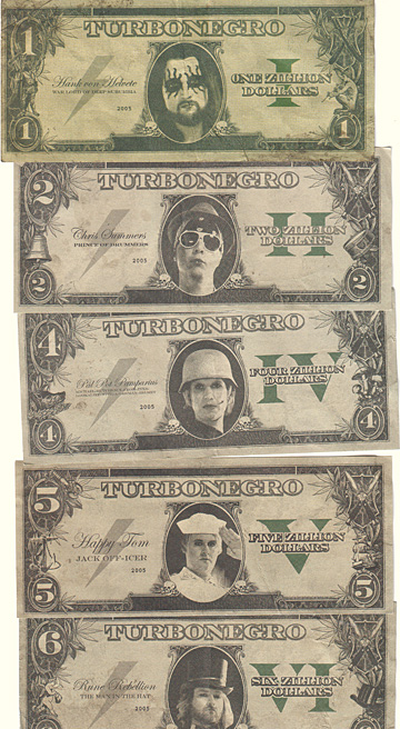 Zillion dollar