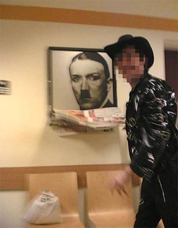 Happy Famous Artists niet op de ArtBBQ