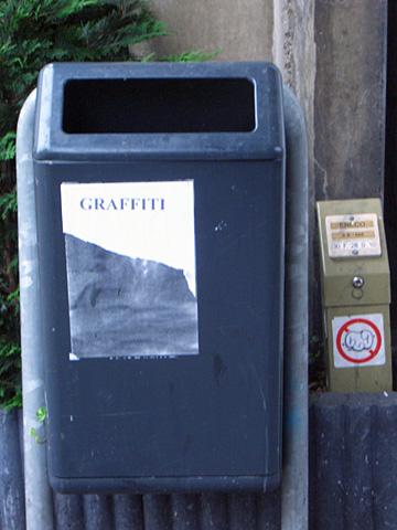 Graffiti gaat verdwijnen