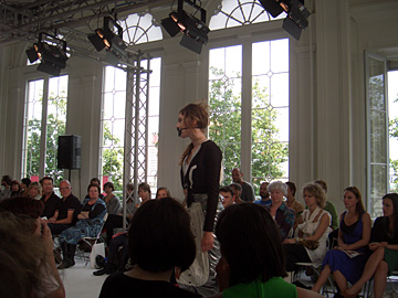 Modeshow @ Willem de Kooning