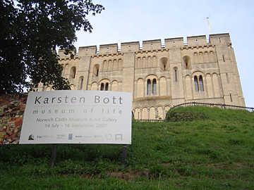 Karsten Bott @ Contemporary Art Norwich
