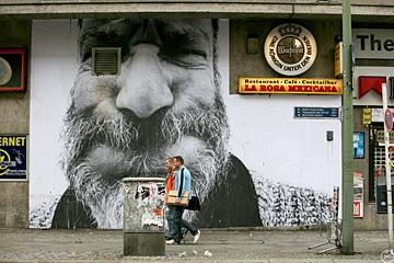 JR @ Art Forum, Berlijn