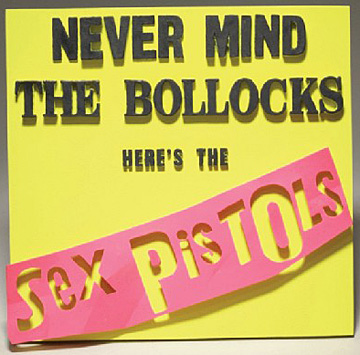 Sex Pistols Vinyl