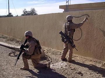 Opbouwwerk in Irak
