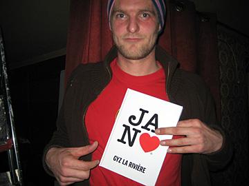 Jan Hart boekpresentatie