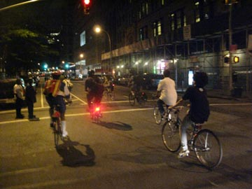 New York fietsing