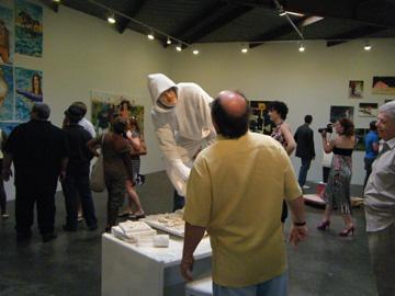 Ultrasonic International III @ Mark Moore Gallery