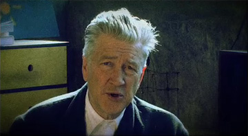 david lynch interview project Us movie director david lynch shows his golden lion award for lifetime  achievement  the entire interview project took us two and half years.