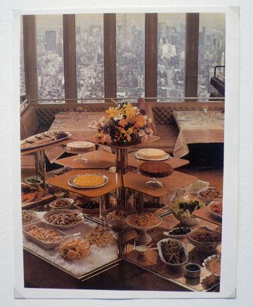 gedekte tafel orgineel