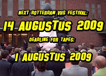 Rotterdam VHS Festival #16