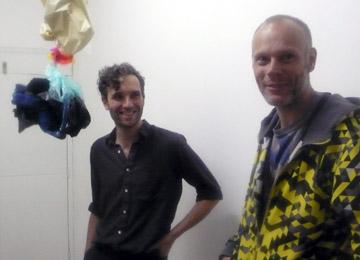 Joost en Micha zijn blij