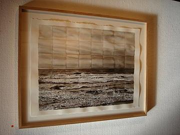 Wim Konings, Studie voor een zeegezicht I