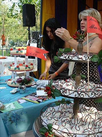 bruidstaarten expo