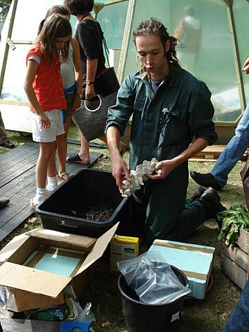 compostspecialist van Eetbaar Rotterdam