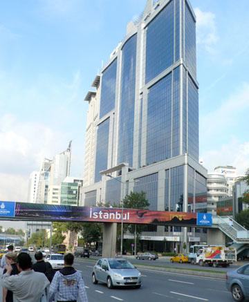 financieel Istanbul