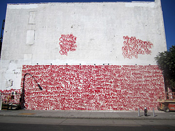 Barry McGee in New York