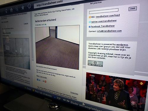 Trendbeheer TV