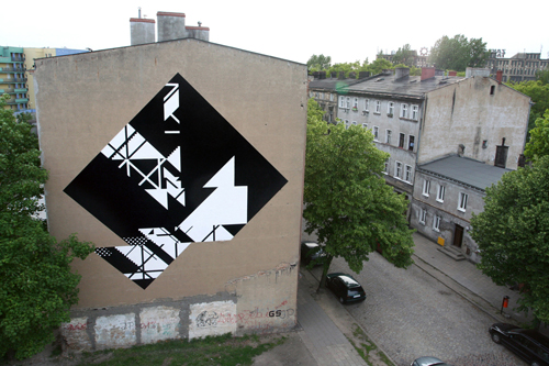 Graphic Surgery @ Outer Spaces, Poznan