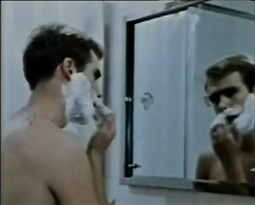 Martin Scorsese, The Big Shave, 1967.
