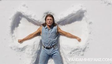 Jean-Claude Van Damme goes karaoke