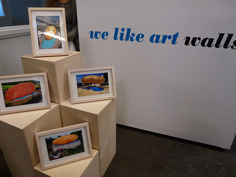 We Like Art kerstborrel @ Vous Etes Ici