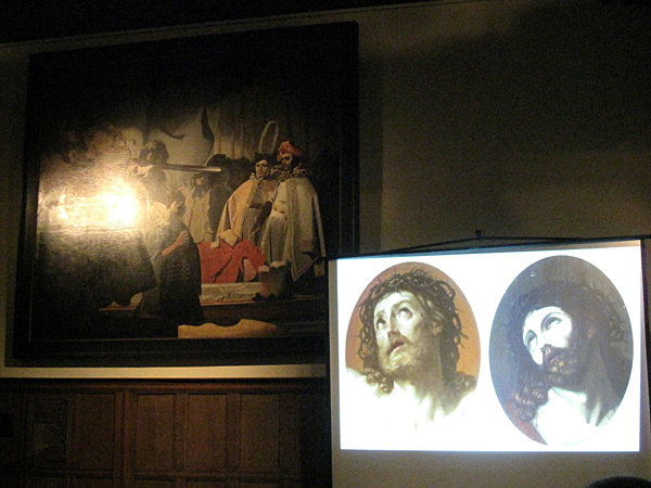 Onderzoek naar een mogelijke Vermeer
