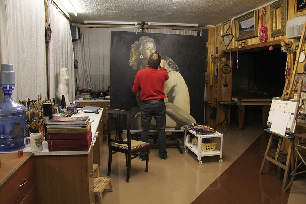 Artist In The World @ Moskou