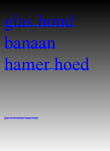 glashondbanaanhamerhoed