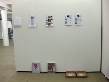 The temporary (re)emerging of a disappearing archive: context, metaphor, myth