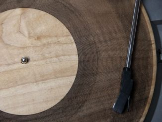 Amanda Ghassaei, Laser Cut Record