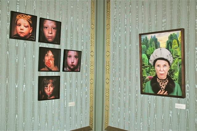 Portretten op buitenplaats Beeckestijn2