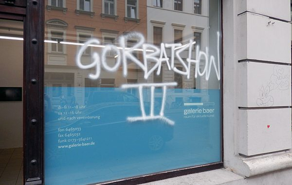 Gorbatshow III @ Galerie Baer