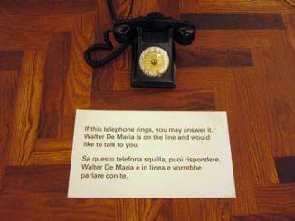 Walter De Maria overleden