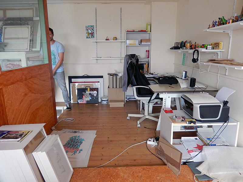 Atelier Daan Botlek
