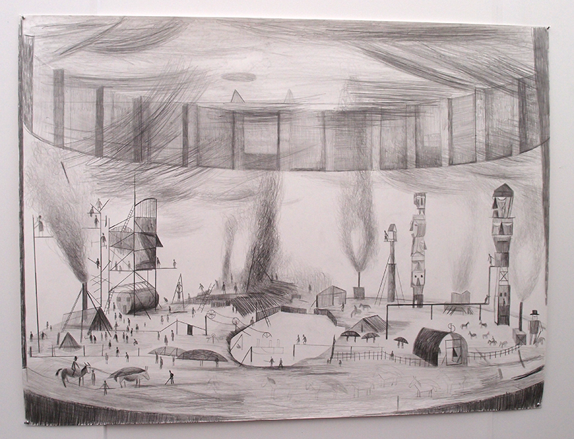 Amsterdam Drawing 2013