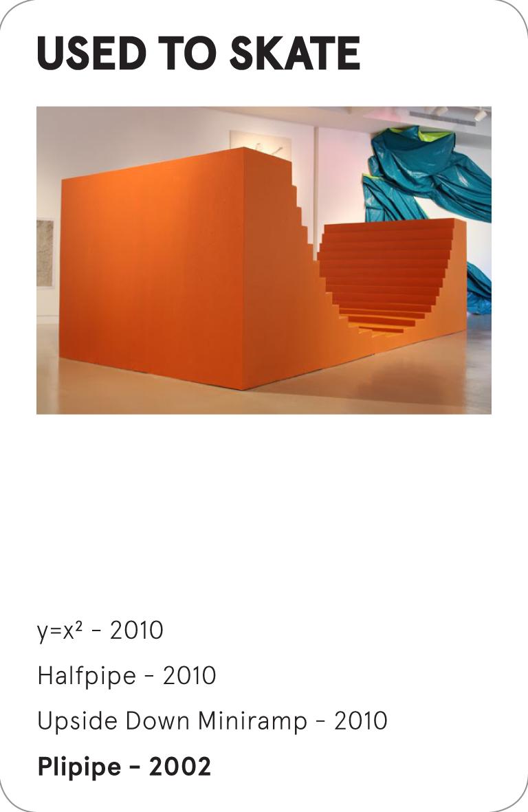 USED TO SKATE - plipipe - 2002 - Juan Aizpitarte