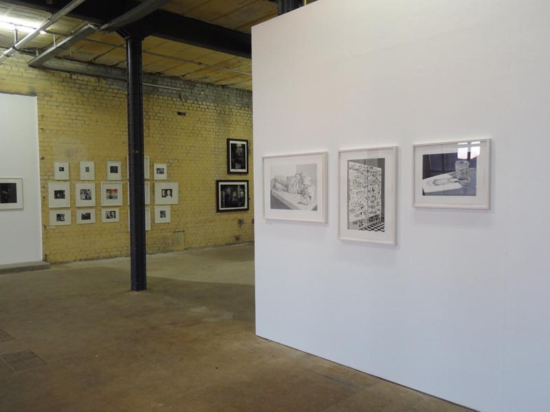 Eindruck Ausstellung - Internationale Zeitgenossische Druckgrafik