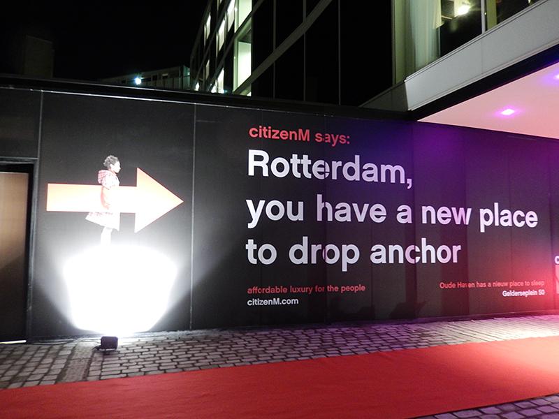 CitizenM Rotterdam